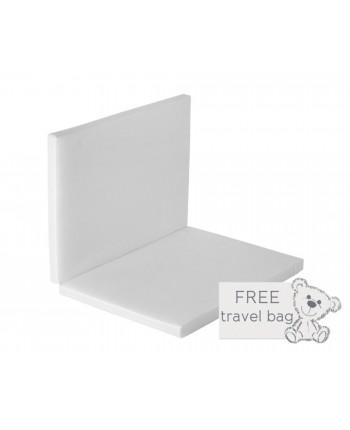 Baby Elegance Folding Travel Cot Mattress 66x94